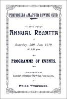 Regatta 1919