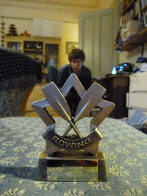 Magnificent Portsoy Trophy!