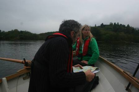 Lost on Loch Lomond